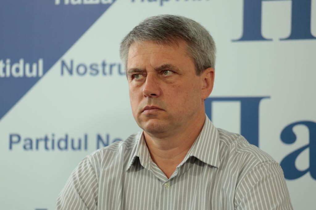 Дмитрий Чубашенко покидает пост заместителя председателя «Нашей партии»