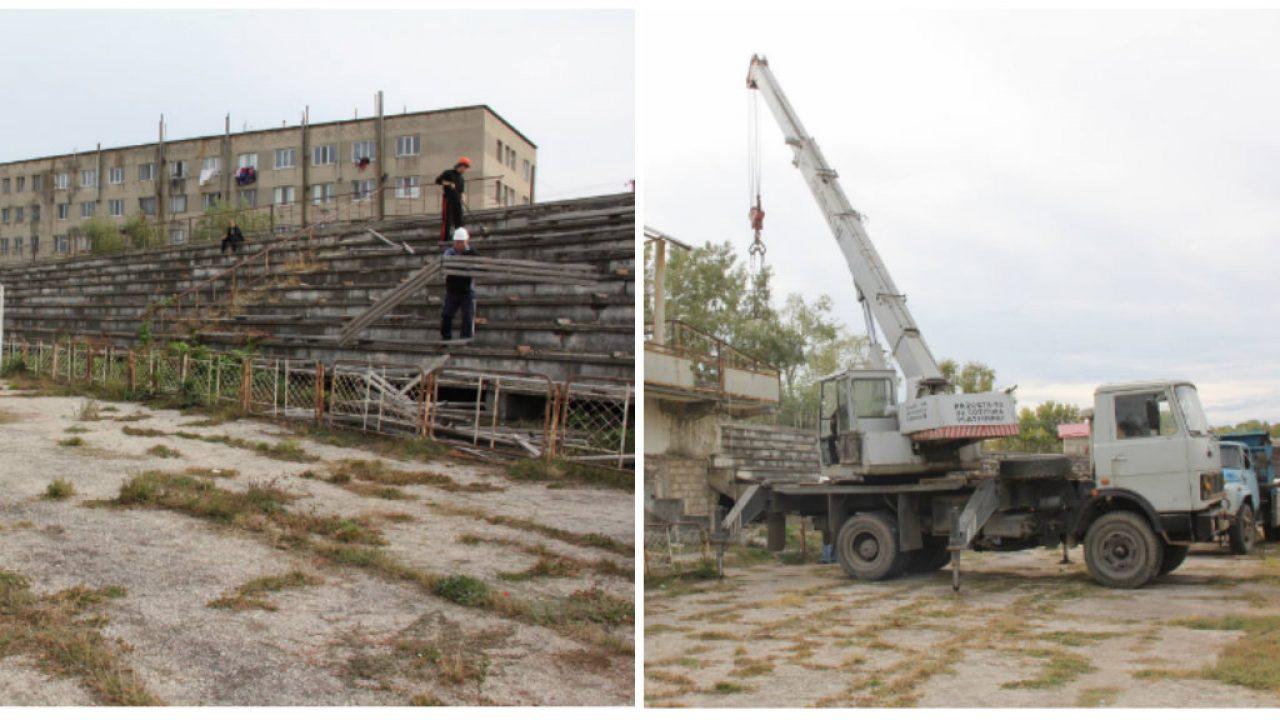 La Nisporeni se construiește un complex sportiv modern. Costul total al proiectului este de circa 80 milioane de lei